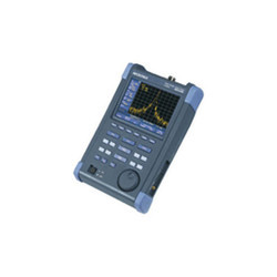 3.3GHz Color Spectrum Analyzer