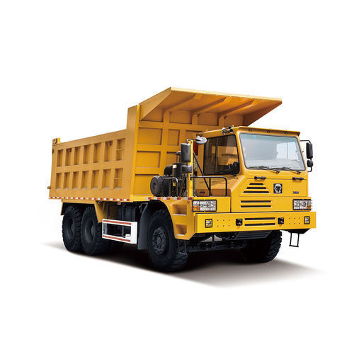 Rigid Dump Truck, ट्रक चेसिस - Spot India Group, Navi Mumbai | ID:  14806670497
