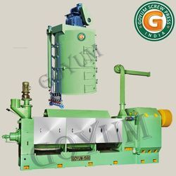 Mustard Seeds Oil Extraction Machine, Capacity: 140 To 150 Ton, 170 H.p