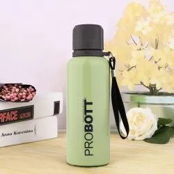 Probott Stainless Steel Double Wall Vacuum Flask Sports Bottle 450ml PB 450-01