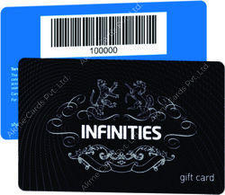 Rectangular Multicolor Membership Cards For Garment Stores, Size: 86mm X 54mm