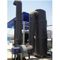 Scrubber for Air Pollution Control