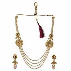 Artificial Fancy Nacklace Set