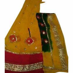 Rajasthani Rajputi Poshak