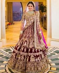 Wedding Lehenga 74