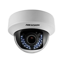 Digital Camera 2 MP Hikvision Dome Camera, for Outdoor