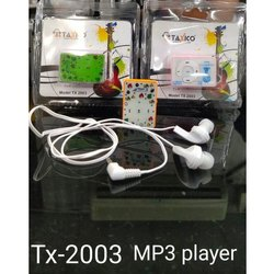 Taxico Mobile TX 2003 MP3 Player, Model Name/Number: Tx-2003