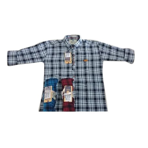 Ajanta K K Also available in Satin Mens Checked Shirt