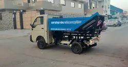 Tata Ace Garbage Tipper Truck