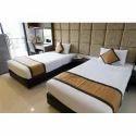 Bed Runner for Luxury 5 Star Hotel