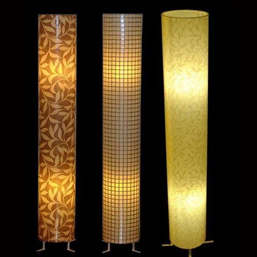 Silk and handmade paper moderncontemporary designer floor lamp rs silk and handmade paper moderncontemporary designer floor lamp aloadofball Gallery