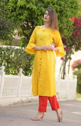 Kurti with Pant Set