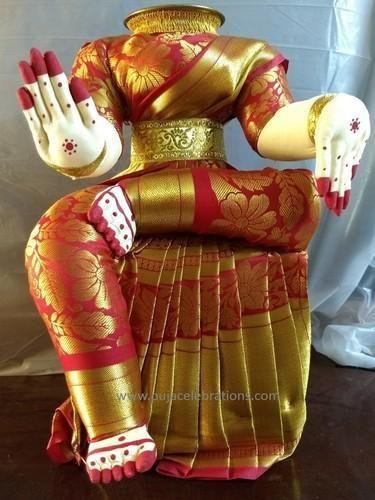 Varalakshmi Puja Decoration Products - Amman Devi Alankaram
