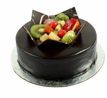 Chocolate Fruit Gateau Cake At Rs 1149 Piece Chocolate Cake Id