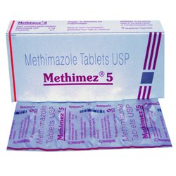 Methimez 5 Tablet Methimazole (5mg)