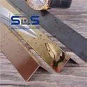 PVD Titanium Coated Profiles
