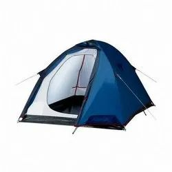 PVC Polyester Dome Shaped Camping Tent, Capacity: 2 - 3 Person, Size: 2men