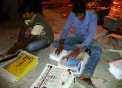 Newspaper Insertion Services, Pan India