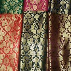 Banarasi Brocade Fabrics