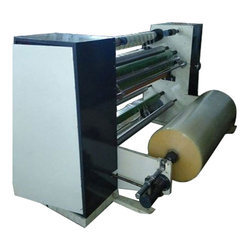 BOPP Self Adhesive Tape Cutting Machine