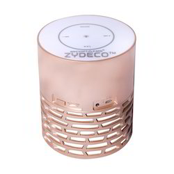 Zydeco Q5 Table Lamp Bluetooth Speaker (Golden)