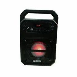 Zook Black Zoook Rocker Bluetooth Speaker