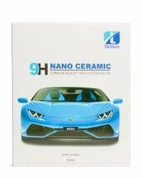 9H Nano Ceramic Car Coating