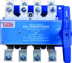 On Load Changeover Switches