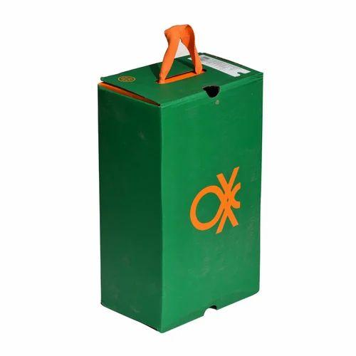 Premium Shoes Box 11.00 X 7.50 X 4.00 Inches - Corrugated Box 3 Ply