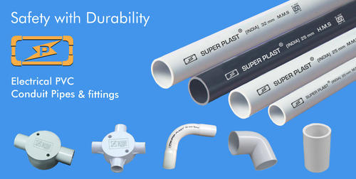 Pvc Electrical Conduit Pipe on