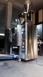 Cup Filler Collar Type FFS Machine