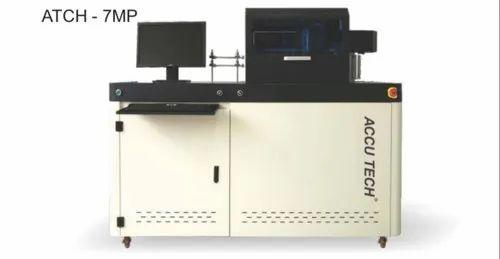 Multipurpose Auto Letter Bending Machine