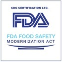 FSMA Certification Services in India / FSVP Certification in India1