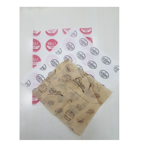 Printed Butter Paper, GSM: Less Than 80