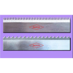 Hard Metal Comb Blades