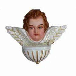 Wooden Church Angel
