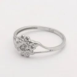 Stackable Ring 925 Sterling Silver Daisy Flower Women Ring
