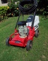2 HP Electrical Lawn Mower