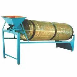 5 HP Iron Construction Sand Screening Machine, Capacity: 20 m3/hr