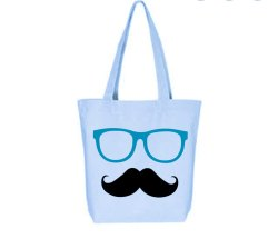 Cotton Carry Bag with Logo Printed