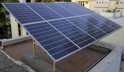 Solar Power Plant Turnkey Project