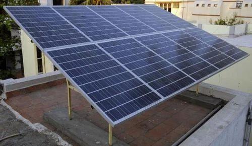 Solar Power Plant Turnkey Project