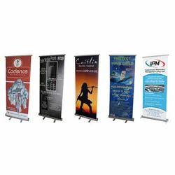 Vinyl Promotional Standee Printing Service, in Bengaluru, Local+250 Km