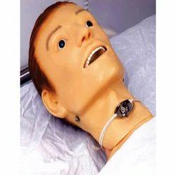Nasogastric Feeding & Tracheal Intubation Simulator
