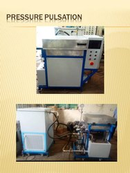 Pressure Pulsation Test Rig For Hot Or Cold Fluid