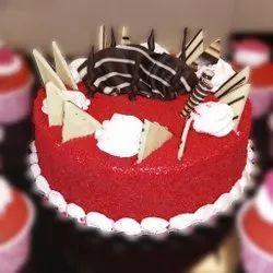 Red Velvet Cream Cake At Best Price In India