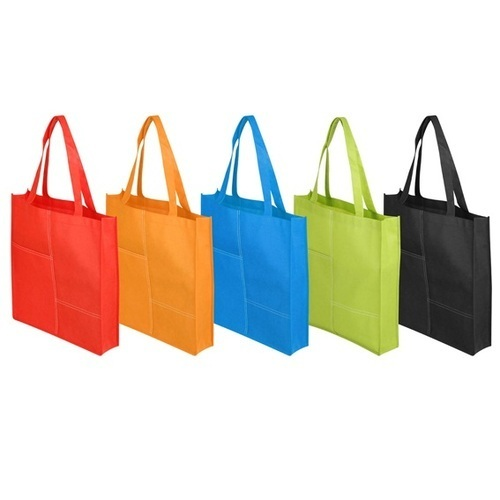 Non Woven Carry Bag, Bag Size: 9 X 12 To 14 X 18 Inch