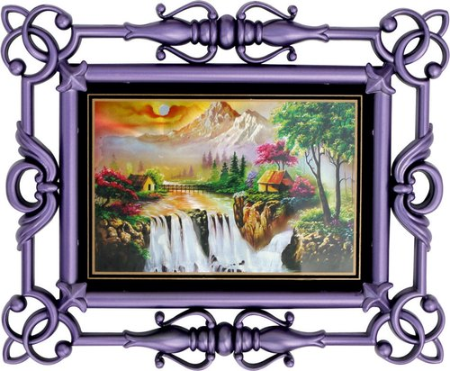 Designer Scenery Photo Frame