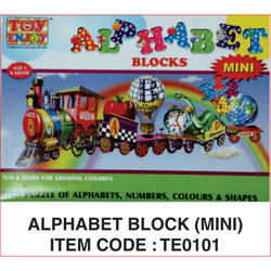 Alphabet Blocks - Cubic Alphabet Latest Price, Manufacturers & Suppliers