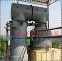 Vertical Four Pass FBC Thermic Fluid Heater